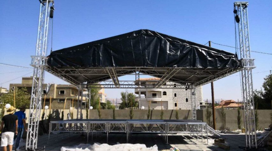 Lebanon Truss & Stage