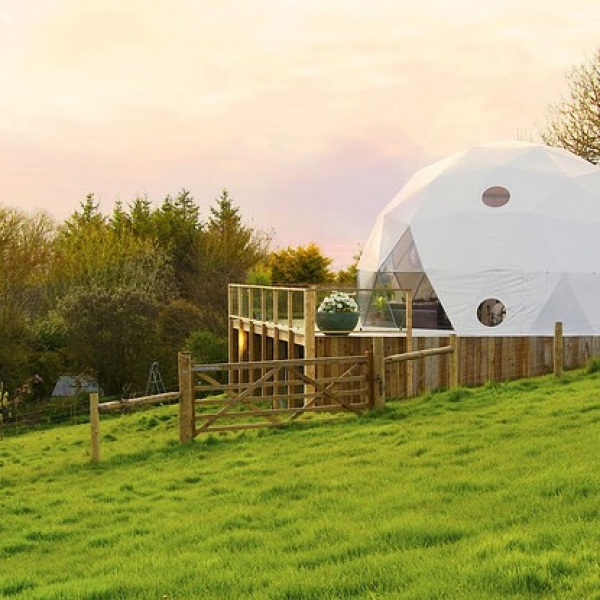 About Geodesic Dome Tent