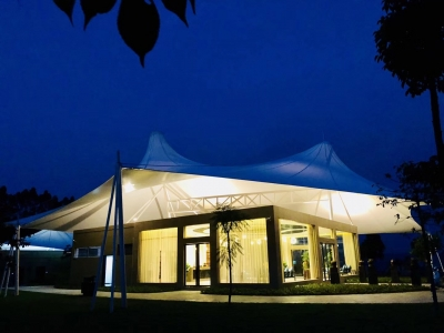 Membrane Structure Hotel Tent
